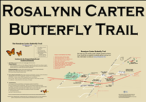 Rosalynn Carter Butterfly Trail